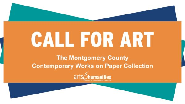 Montgomery County Contemporary Works on Paper Collection Call for Art 2018